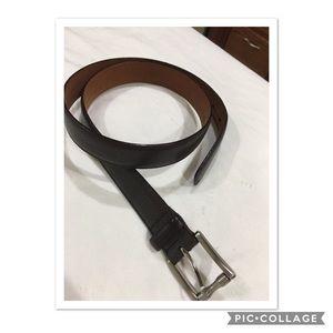 Cole Haan leather belt. Mens🌹